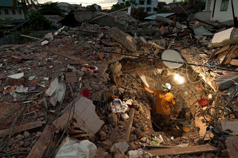 Erdbeben Sumatra 2009